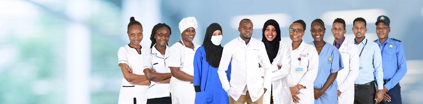 nairobi east hospital
